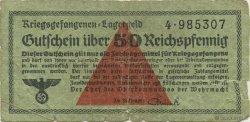 50 Reichspfennig ALLEMAGNE  1939 R.517 B
