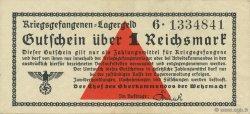 1 Reichsmark ALLEMAGNE  1939 R.518 SUP