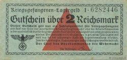 2 Reichsmark ALLEMAGNE  1939 R.519a SUP