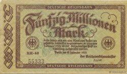 50 Millions Mark ALLEMAGNE  1923 PS.1016 TTB