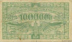 1 Million Mark ALLEMAGNE  1923 PS.1266 TTB