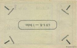 1 Goldmark ALLEMAGNE  1923 Mul.3570- pr.SPL