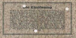 2 Goldmark ALLEMAGNE Hochst 1923 Mul.2525.10 SUP