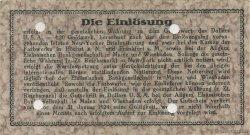 5 Goldmark ALLEMAGNE  1923 Mul.2525.11 SUP+