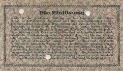 10 Goldmark ALLEMAGNE  1923 Mul.2525.12 SPL