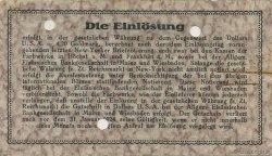 10 Goldmark ALLEMAGNE  1923 Mul.2525.12 SUP