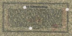 2/10 Dollar ALLEMAGNE  1923 Mul.2525.14 pr.NEUF
