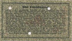 2 Dollar ALLEMAGNE  1923 Mul.2525.16 SPL