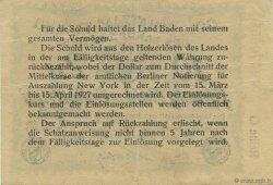 10 Pfennig Gold ALLEMAGNE  1923 Mul.2725.3 SUP