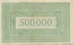 500000 Mark ALLEMAGNE Aachen - Aix-La-Chapelle 1923  TTB+