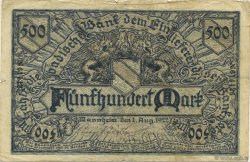 500 Mark ALLEMAGNE  1922 PS.0908 TB