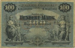 100 Mark ALLEMAGNE  1900 PS.0922 TB