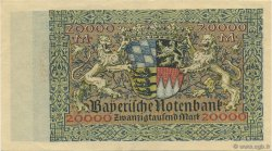 20000 Mark ALLEMAGNE  1923 PS.0926 SUP