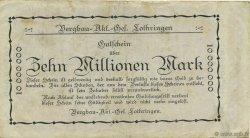 10 Millions Mark ALLEMAGNE  1923  TTB