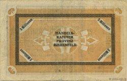 5 Millions Mark ALLEMAGNE Birkenfeld 1923  pr.TTB