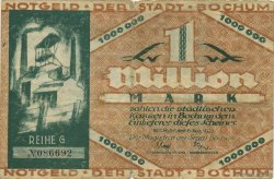 1 Million Mark ALLEMAGNE Bochum 1923  B