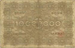 10 Millions Mark ALLEMAGNE Bonn 1923  pr.TTB