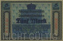 5 Mark ALLEMAGNE  1918  SPL