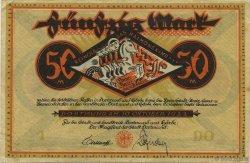 50 Mark ALLEMAGNE  1922  TTB