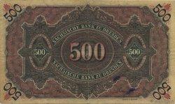 500 Mark ALLEMAGNE  1911 PS.0953b TB à TTB