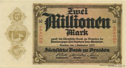 2 Millions Mark ALLEMAGNE  1923 PS.0964 pr.NEUF