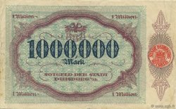 1 Million Mark ALLEMAGNE Duisburg 1923  TTB