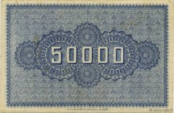 50000 Mark ALLEMAGNE  1923  TTB