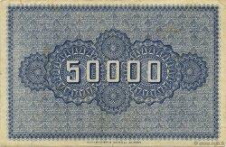 50000 Mark ALLEMAGNE Düren 1923  TTB