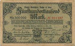 5000 Mark ALLEMAGNE  1923  TB+