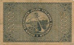 5000 Mark ALLEMAGNE Düren 1923  TB+