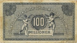 100 Millions Mark ALLEMAGNE  1923  TB