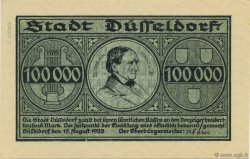 100000 Mark ALLEMAGNE  1923  NEUF
