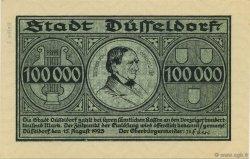 100000 Mark ALLEMAGNE  1923  NEUF