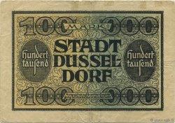 100000 Mark ALLEMAGNE  1923  B