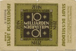 10 Milliards Mark ALLEMAGNE  1923  B