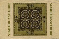 10 Milliards Mark ALLEMAGNE  1923  TTB+