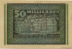50 Milliards Mark ALLEMAGNE  1923  pr.TTB