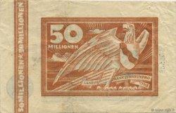 50 Millions Mark ALLEMAGNE Düsseldorf 1923  TTB