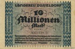 10 Millions Mark ALLEMAGNE Düsseldorf 1923  TTB