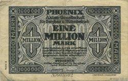 1 Million Mark ALLEMAGNE  1923  TB