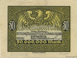 50 Millions Mark ALLEMAGNE  1923  SUP