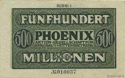 500 Millions Mark ALLEMAGNE  1923  SUP