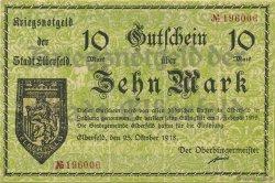 10 Mark ALLEMAGNE  1918  pr.NEUF