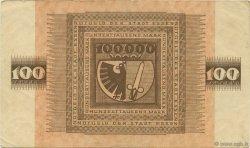 100000 Mark ALLEMAGNE  1923  TTB