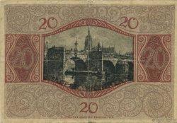 20 Mark ALLEMAGNE  1918  TTB