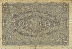 500000 Mark ALLEMAGNE  1923  TB