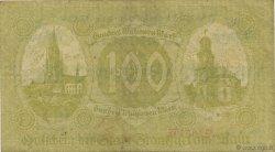 100 Millions Mark ALLEMAGNE Frankfurt Am Main 1923  TTB