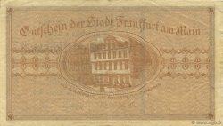1 Milliard Mark ALLEMAGNE Frankfurt Am Main 1923  pr.SUP