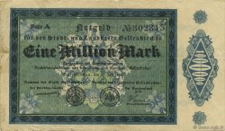1 Million Mark ALLEMAGNE Gelsenkirchen 1923  TB+