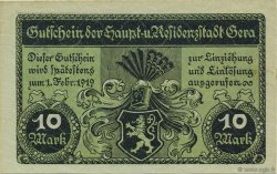 10 Mark ALLEMAGNE  1919  TTB